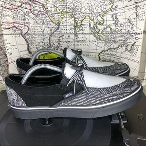 Vans Shoes - Vans classic nightmare before Christmas slip on